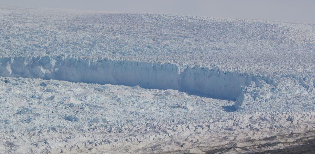 Indlandsisen ved Isfjorden