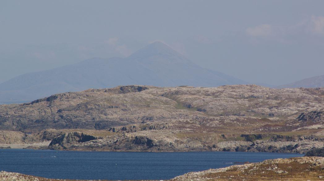 St-Patricks mountain i disen