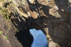 Inishbofin naturlig bro